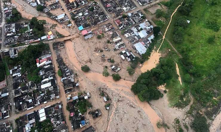 India Tv - Many missing as Colombia mudslide kills hundreds