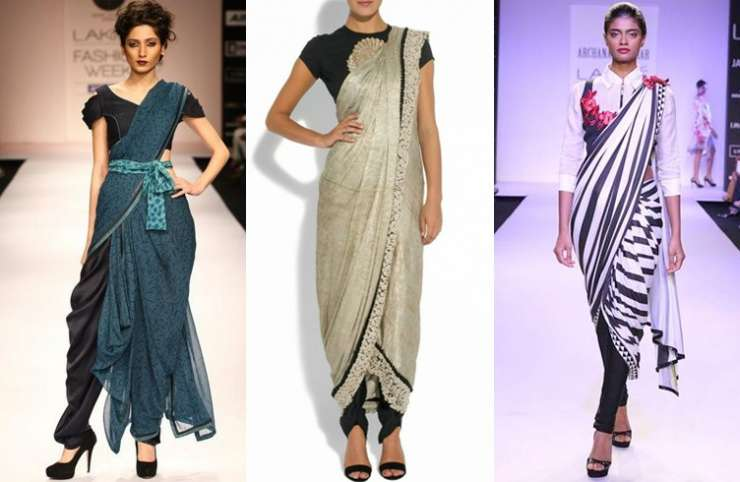 India TV - Change the way you wear a saree with these 6 fun tricks