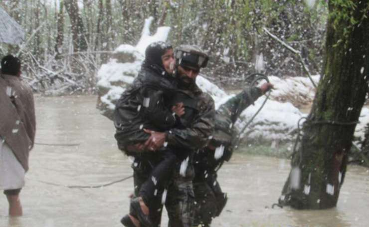 India Tv - Army responds to distress call in Kashmir