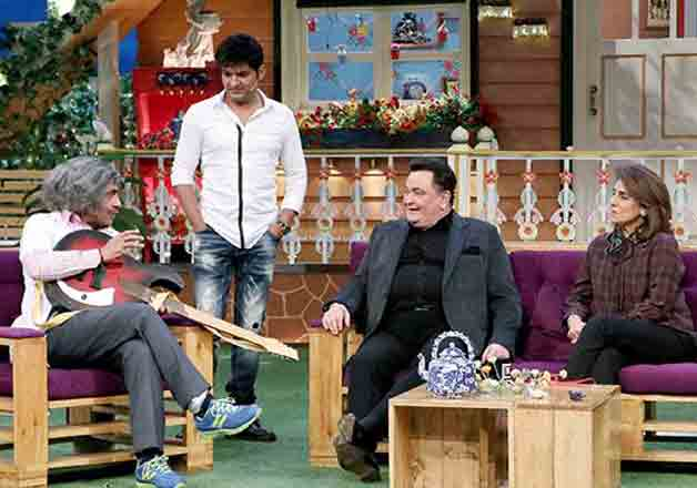 Good Man Rishi Kapoor's Twitter Appeal To Kapil Sharma, Sunil Grover…