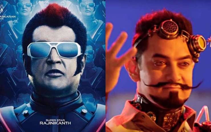 India TV - This Diwali, it would be Aamir Vs. Rajinikanth and here is the reason!