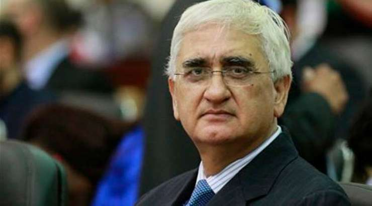 India TV - Salman Khurshid