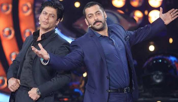 India TV - Salman, SRK