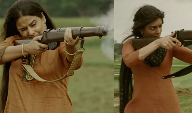 India TV - Begum Jaan Review: Vidya Balan with her women gang