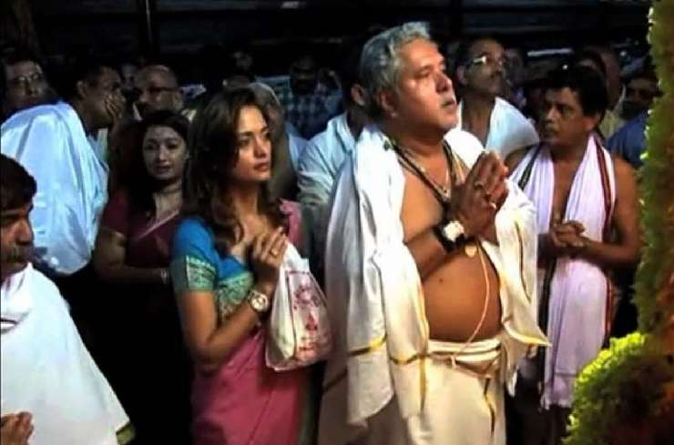 India TV - Vijay Mallya