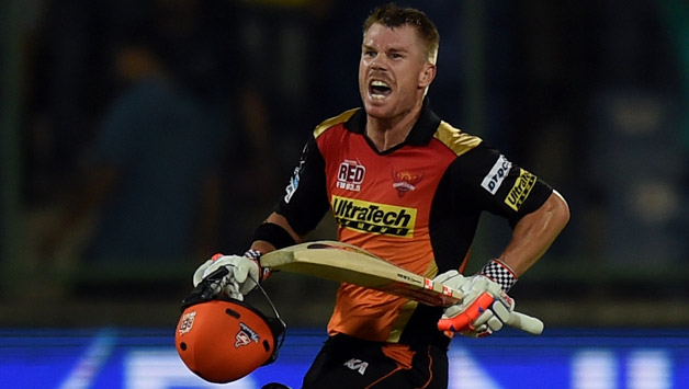 India Tv - Australian batsman David Warner