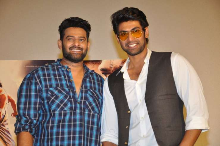 India Tv - Prabhas, Rana Daggubati
