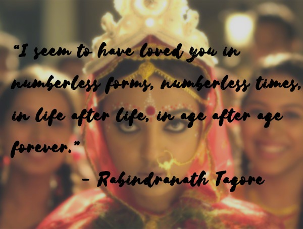India TV - quotes by Rabindranath Tagore