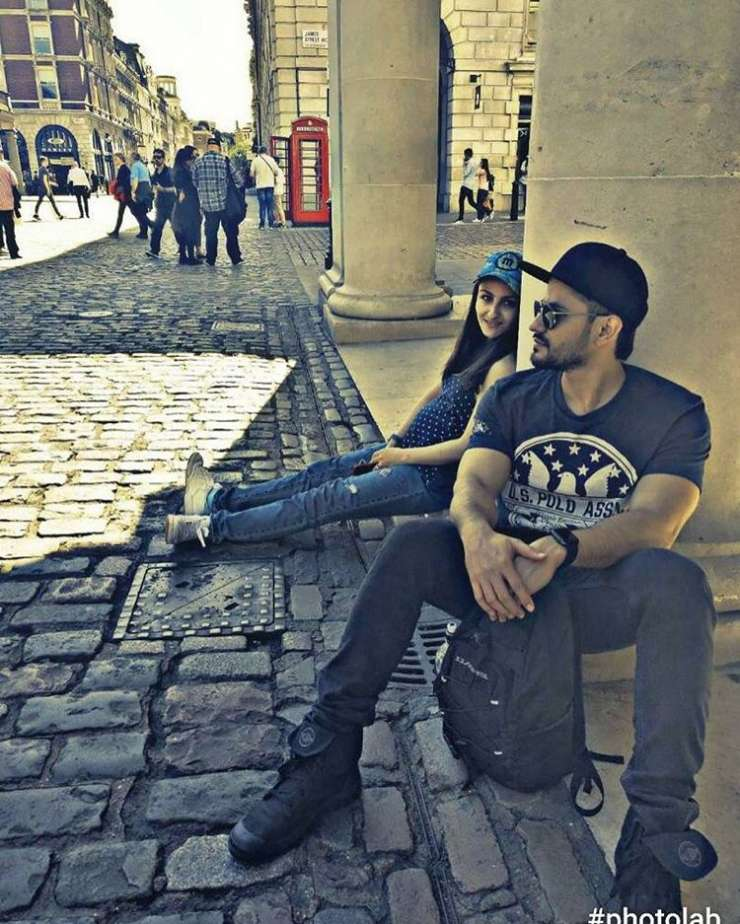 India TV - Soha Ali Khan-Kunal Khemmu are holidaying in London