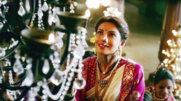 India TV - Priyanka Chopra in Bajirao Mastani