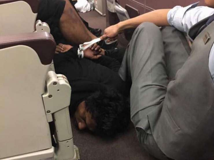 Malaysia Airlines flight turned back after 'drunk' passenger threatens to 'blow'