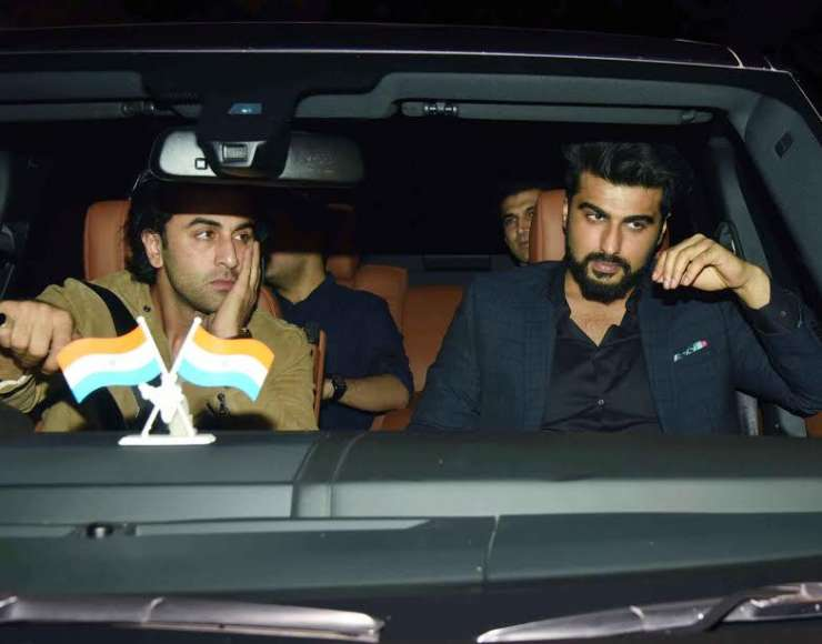 India TV - Ranbir, Arjun