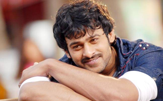 Prabhas chilling in the US