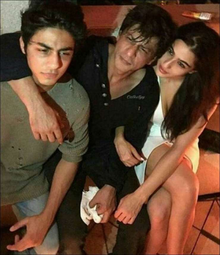 India TV - Aryan, SRK, Sara