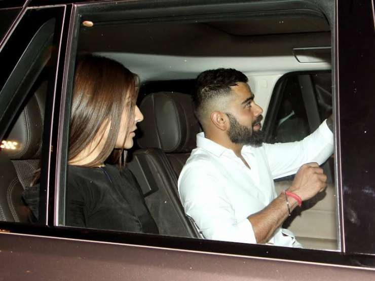 Inside pictures of Zaheer and Sagarika's engagement: Anushka, Virat arrive hand-in-hand