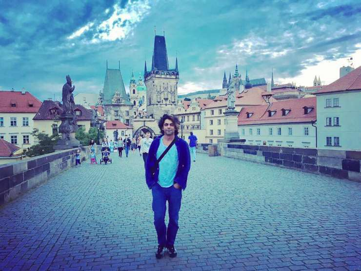 India Tv - Sunil Grover's Prague pictures are giving us major travel goals. Watch videos