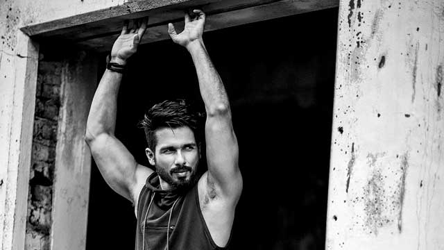 India TV - shahid kapoor padmavati diet