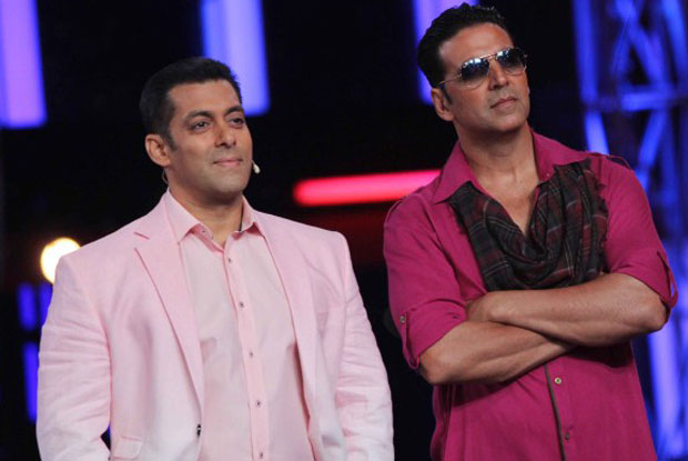 India TV - Salman, Akshay