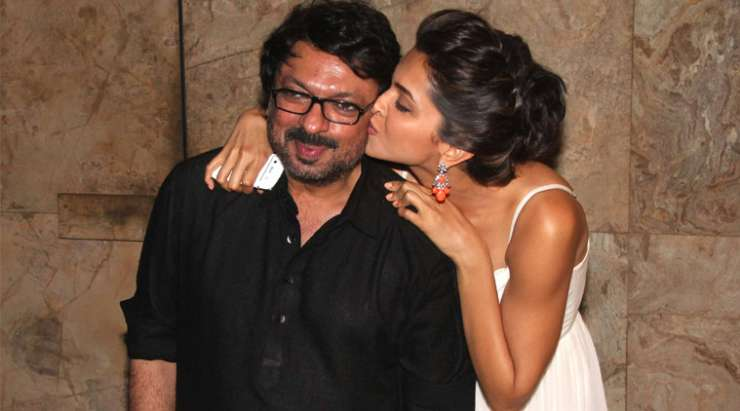 India TV - Sanjay Leela Bhansali, Deepika