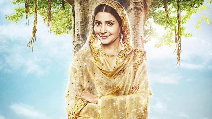 India TV - anushka sharma as Shashi in Phillauri