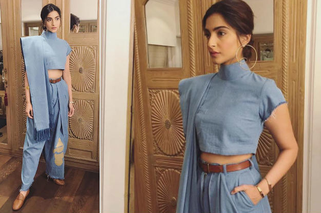 Happy birthday Sonam Kapoor: 5 times the fashion diva stole our hearts