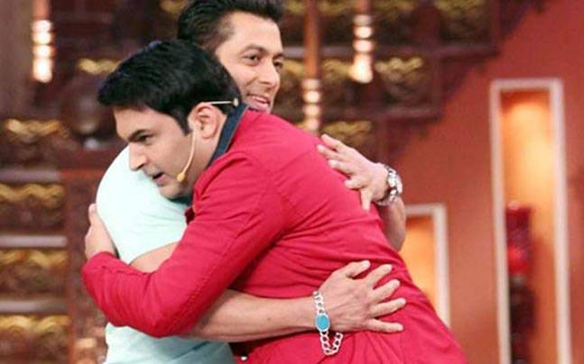 India TV - Kapil, Salman
