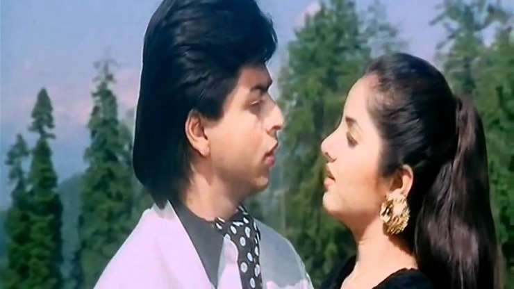 Shah rukh khan made his debut in Bollywood with Deewana in 1992