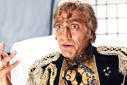 India TV - amrish puri mogambo Mr. India