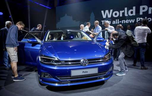 India Tv - Volkswagen unveils new version of Polo subcompact