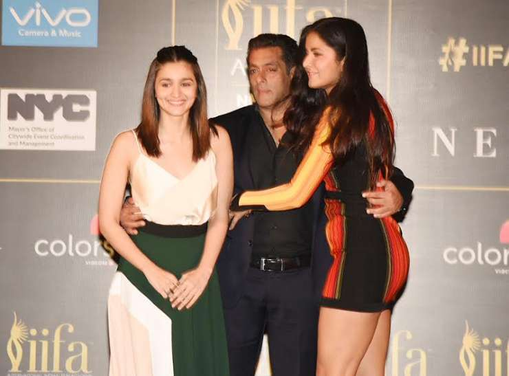 India TV - Salman Katrina and Alia