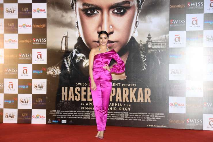 Shraddha Kapoor looks gorgeous at trailer launch of Haseena Parkar, see pics
