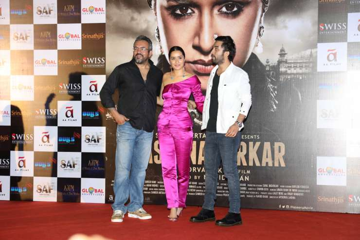India Tv- Haseena Parkar trailer launch