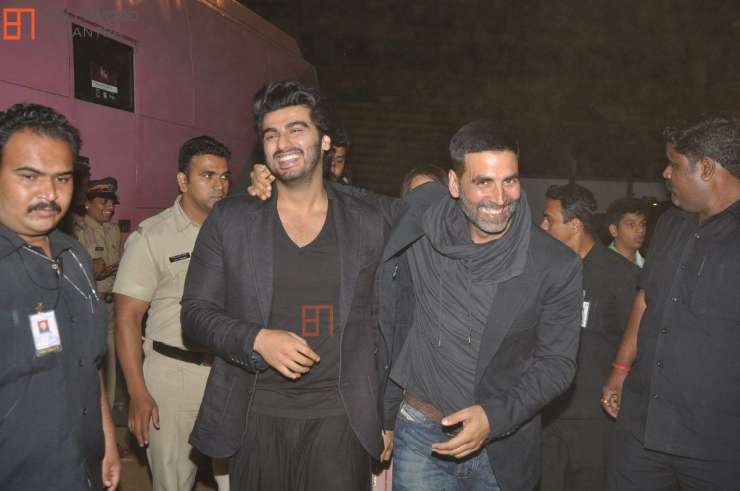 Arjun Kapoor, Akshay Kumar- India TV