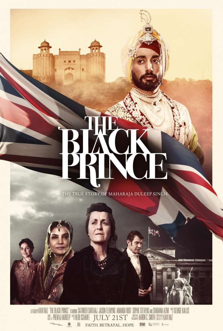India TV - The Black Prince