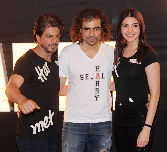 India Tv - SRK, Anushka, Imtiaz Ali