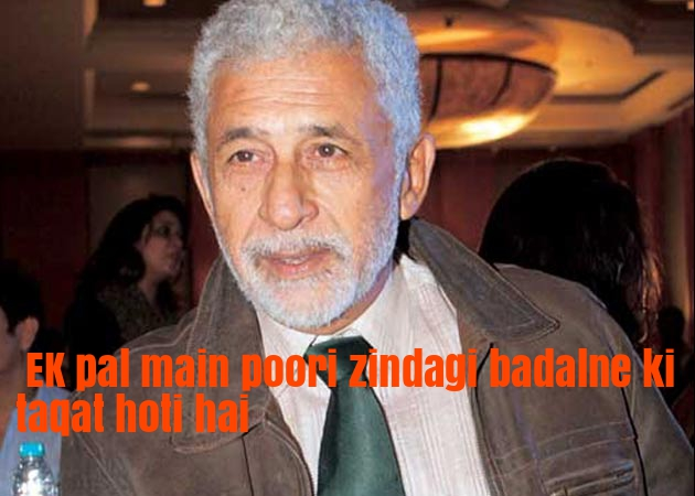 5 times Naseeruddin Shah enthralled us with his powerful dialogues