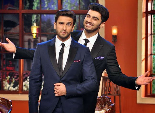 India TV - Arjun Kapoor and Ranveer Singh