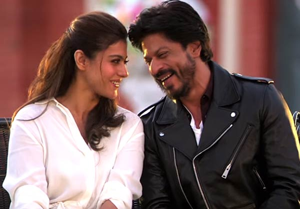 India TV - Kajol and SRK