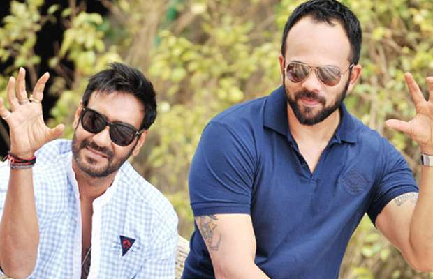 India TV - Ajay Devgan and Rohit Shetty