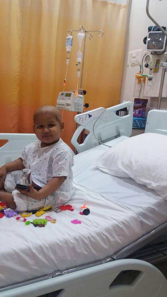 India Tv - The doctor said Aadya needed treatment immediately or the cancer would spread