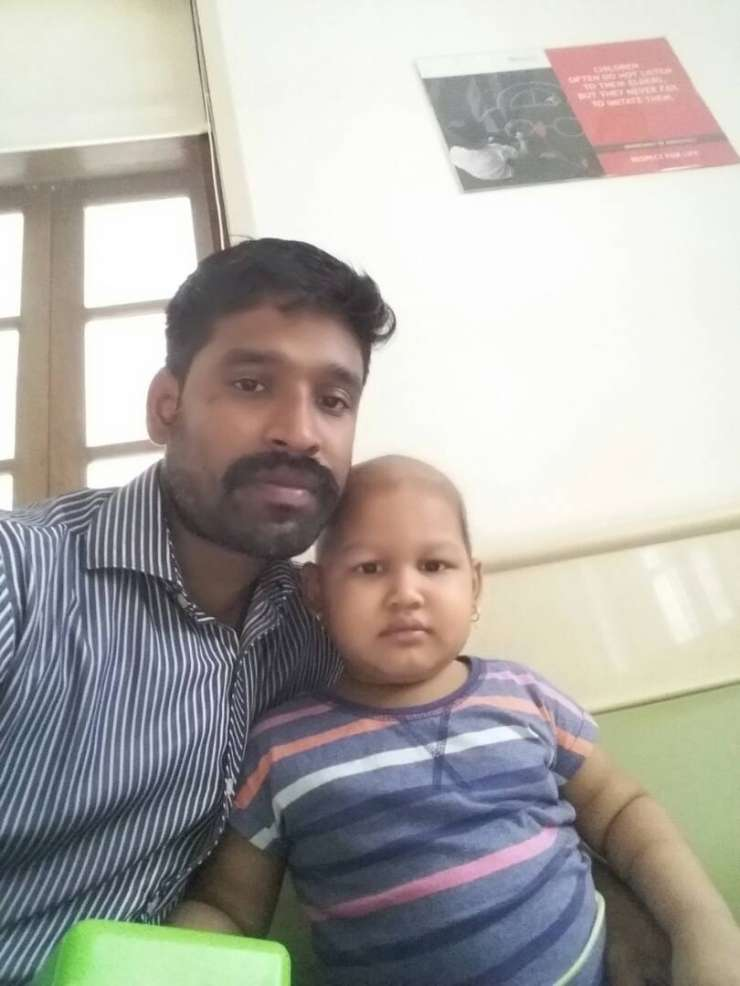 India Tv - Aadya's hope is a Bone Marrow Transplant, which costs a staggering Rs 25 lakh