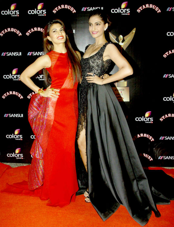 India TV - Sonam and Jacqueline