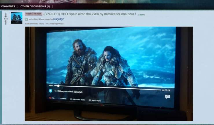 HBO Accidentally Leaked Game of Thrones Episode 6