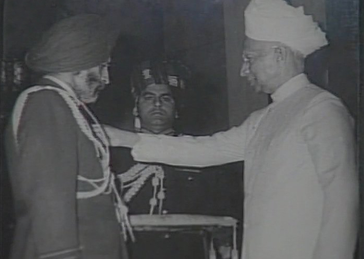 India Tv - Air Force Marshal Arjan Singh