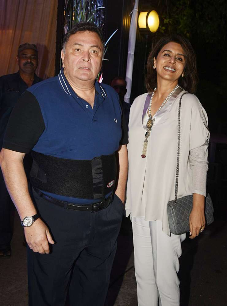 India TV - Rishi Kapoor, Neetu Singh