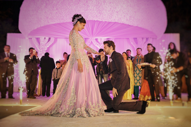 Bollywood actor Neil Nitin Mukesh got hitched with Rukmini Sahay in Udaipur earlier this year.