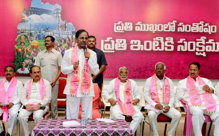 Telugu should be made compulsory in all schools, says Telangana CM KCR