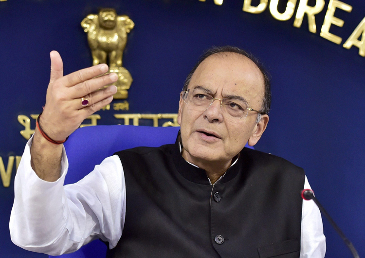 Objective of demonetisation was not confiscation of money, says Arun Jaitley