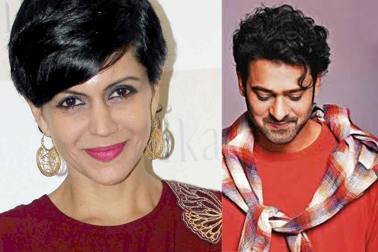 After Jackie Shroff, Mandira Bedi Joins The Cast Of Prabhas's Saaho!