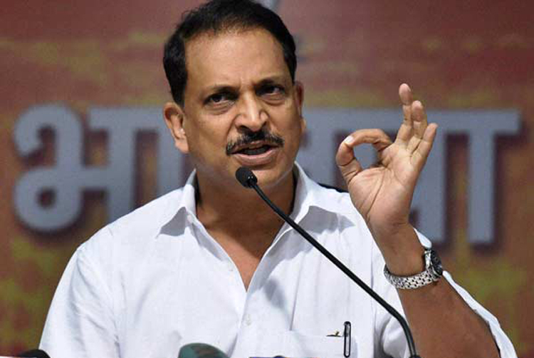 Rajiv Pratap Rudy resigns as Union Minister